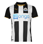 2016-2017 Newcastle Home Football Shirt
