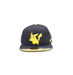 Pokémon - Dip Dye Snapback Cap with Rubber Pikachu Patch