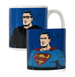 Superman Heat Change Mug Clark Kent