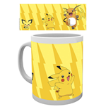 Pokemon Mug Pikachu Evolve