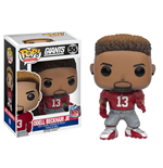 NFL POP! Football Vinyl Figure Odell Beckham Jr (Giants) 9 cm