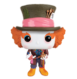 Alice Through the Looking Glass POP! Disney Vinyl Figure Mad Hatter (Chronosphere) 9 cm
