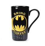 Batman Latte-Macchiato Mug Bring Coffee
