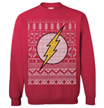 DC Comics Sweater The Flash Christmas