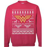 DC Comics Sweater Wonder Woman Christmas