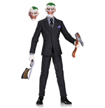 DC Comics Designer Action Figure The Joker by Greg Capullo 17 cm