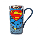 Superman Latte-Macchiato Mug Super Strength