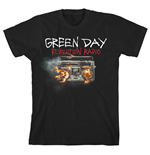 Green Day T-shirt - Revolution Radio Cover