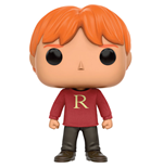 Harry Potter POP! Movies Vinyl Figure Ron Weasley (Sweater) 9 cm