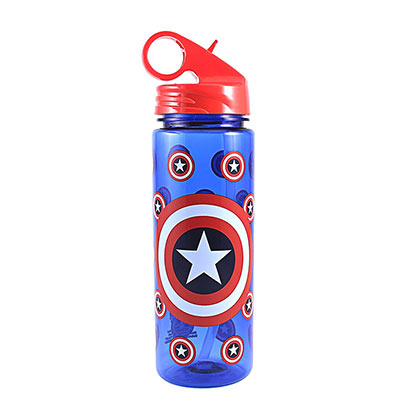 CAPTAIN AMERICA 600ML Water Bottle
