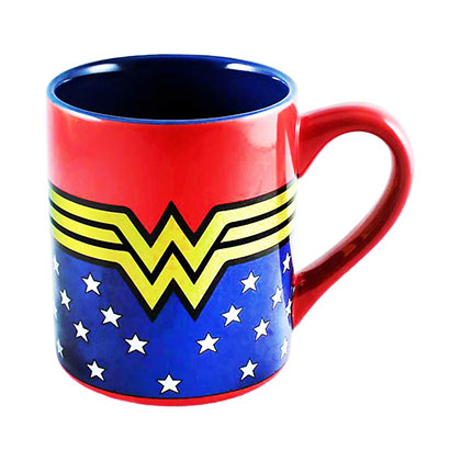 WONDER WOMAN Ceramic Coffee Mug