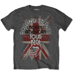 The Rolling Stones Men's Tee: North American Tour 1981