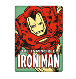 Marvel - Iron Man Metal Magnet