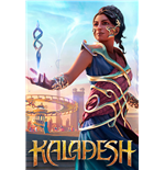 Magic the Gathering Kaladesh Planeswalker Decks Display (6) french
