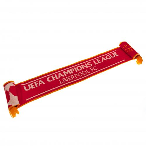 Liverpool F.C. Scarf Champions League