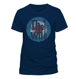 The Who - Target - Unisex T-shirt Blue