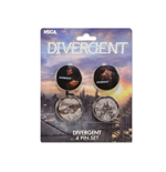 Divergent - Divergent - Badge Set