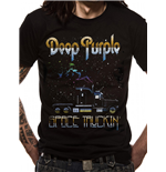 Deep Purple - Space Truckin - Unisex T-shirt Black