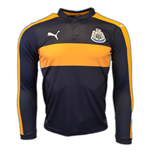 2016-2017 Newcastle Away Long Sleeve Shirt (Kids)