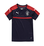 2016-2017 Rangers Puma Training Shirt (Navy) - Kids