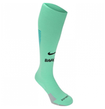 2016-2017 Barcelona Nike Third Socks (Green Glow)