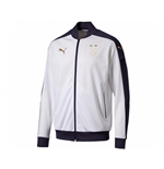 Italy 2006 Tribute Stadium Jacket (White-Peacot)