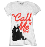 Blondie Ladies Tee: Call Me