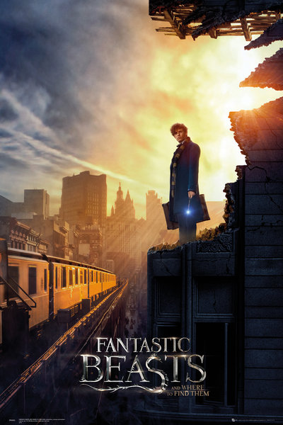 Fantastic Beasts One Sheet 2 Maxi Poster