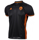 2016-2017 Valencia Adidas Away Football Shirt (Kids)