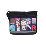 Pokémon Messenger Bag - Team Rocket Multicolor