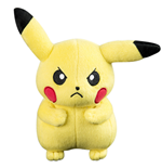 Pokemon Plush Figure Pikachu (grimly) 20 cm