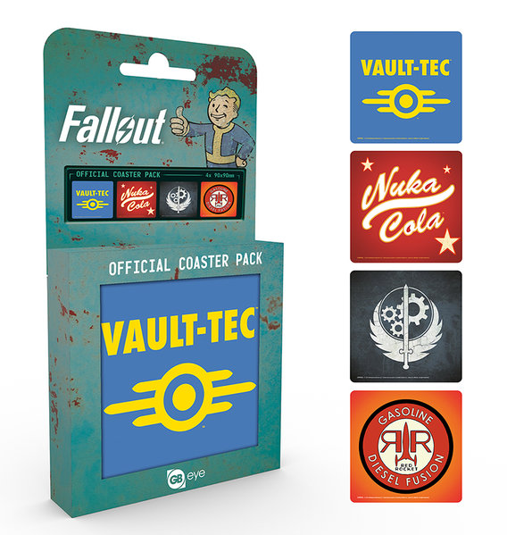 Fallout 4 Mix Coaster Box