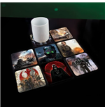 Star Wars Coasters  - Rogue One - 3D Coasters