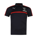 2016-2017 Rangers Puma Leisure Polo Shirt (Navy)