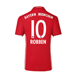 2016-17 Bayern Home Shirt (Robben 10) - Kids