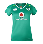 2016-2017 Ireland Home Vapodri Pro Rugby Shirt (Womens)
