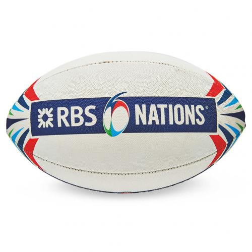 RBS 6 Nations Rugby Ball Midi
