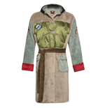 Star Wars Fleece Bathrobe Boba Fett