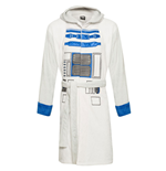 Star Wars Fleece Bathrobe R2-D2