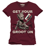 Guardians of the Galaxy 2 T-Shirt Get Your Groot On