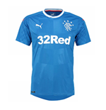 2016-2017 Rangers Home Football Shirt