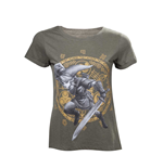 Zelda - Link at the Gate of Time Women's t-shirt