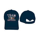 Nintendo - Team Nintendo Adjustable Cap