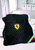 Ferrari Carbon Fleece Zwart