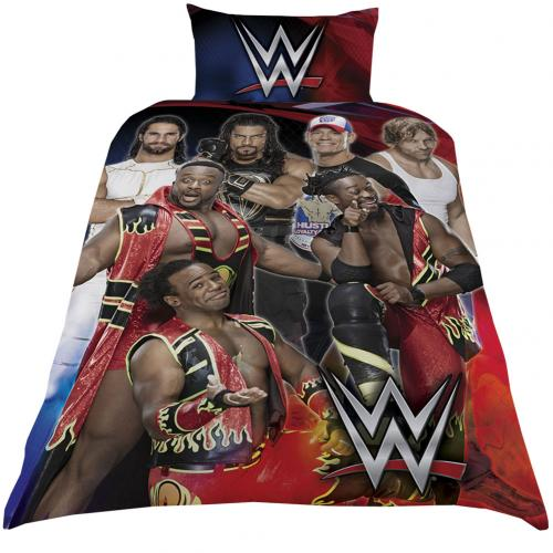 WWE Duvet Set Super 7