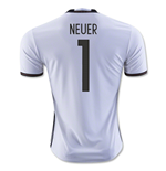 2016-2017 Germany Home Shirt (Neuer 1) - Kids