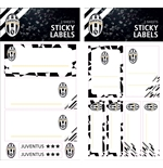 Juventus FC Sticky Labels