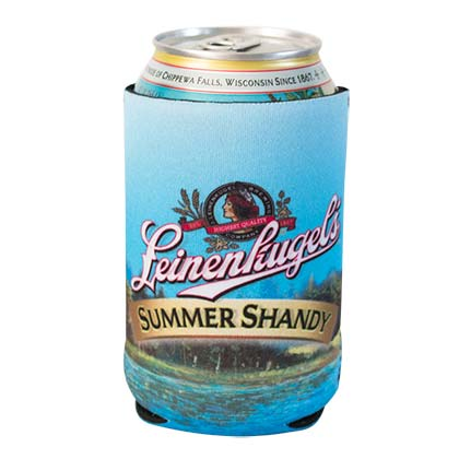 LEINENKUGEL Summer Shandy Can Insulator