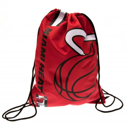 Miami Heat Gym Bag CL