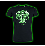 Alien T-Shirt Tribal Queen Glow In The Dark